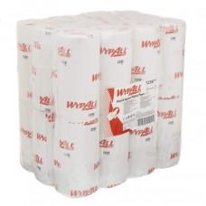 7236 Протирочный материал в рулонах WypAll L10 белый однослойный (24 рулона по 165 листов)