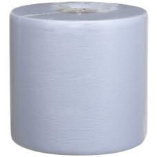 7255 Протирочный материал в рулонах с центральной подачей WypAll L10 однослойный голубой (6 рулонов по 800 листов)