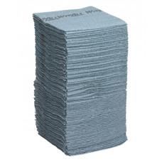 7569 Нетканый протирочный материал в коробке WypAll ForceMax голубой (1 коробка 480 листов)