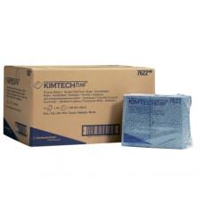 7622 Протирочный материал в пачках Kimberly-Clark Kimtech Prep синий (12 пачек по 35 листов)
