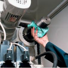7775 ЧИСТЯЩИЕ САЛФЕТКИ WYPALL CLEANING WIPES В БОЛЬШОЙ ТУБЕ (6 ТУБ ПО 90 ЛИСТОВ)