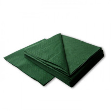 410600 Lime Салфетки 1 сл 24х24 см 400 шт сервировочные