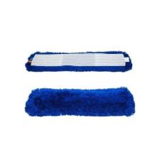 МОП синтетический для сухой уборки синий 80х11